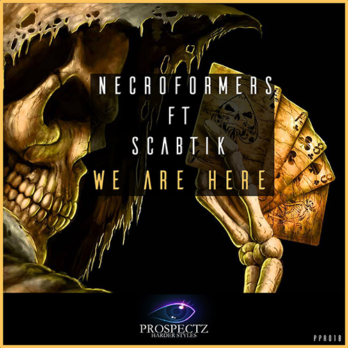 MIDI of Necroformers & Scabtik - We Are Here