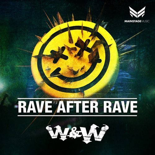 W&W - Rave After Rave MIDI