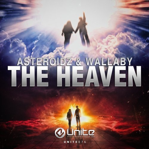 Asteroidz & Wallaby - The Heaven MIDI