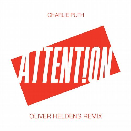 Charlie Puth - Attention (Oliver Heldens Remix) MIDI