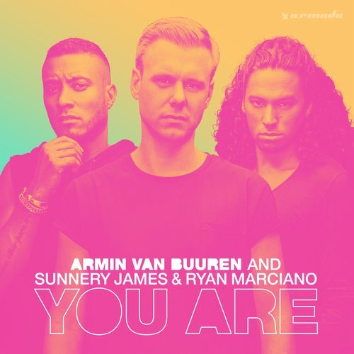 Armin van Buuren, Sunnery James & Ryan Marciano - You Are MIDI