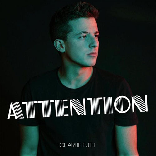 Charlie Puth - Attention MIDI