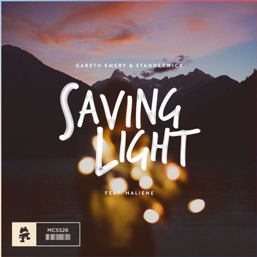 MIDI of Gareth Emery, Standerwick, HALIENE - Saving Light (NAD Bootleg)