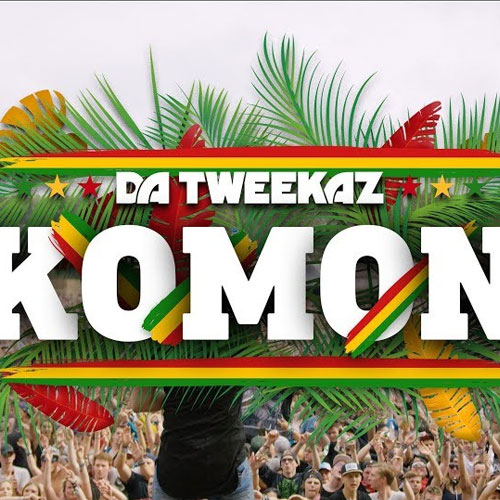 MIDI of Da Tweekaz - Komon