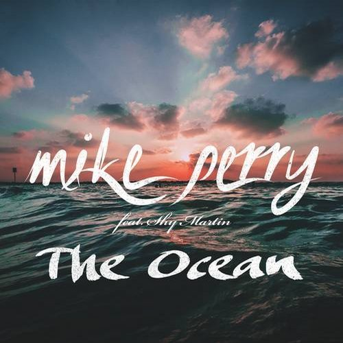 MIDI of Mike Perry, Shy Martin - The Ocean