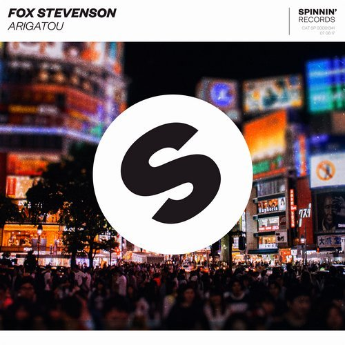 Fox Stevenson - Arigatou MIDI Download • Nonstop2k
