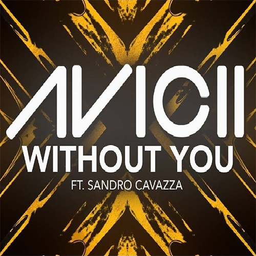 Avicii, Sandro Cavazza - Without You MIDI