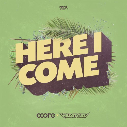 Coone, Wildstylez - Here I Come MIDI