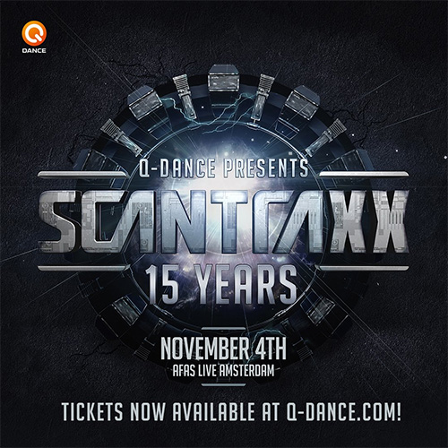 Devin Wild x KELTEK x Adrenalize & Villain - 15 Years of Scantraxx (Official Soundtrack) MIDI