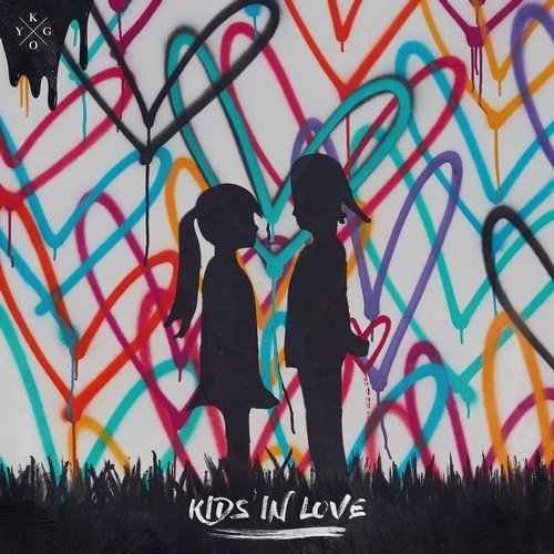 Kygo, The Night Game - Kids In Love MIDI