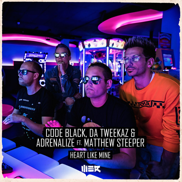 Code Black, Da Tweekaz & Adrenalize - Heart Like Mine ft. Matthew Steeper MIDI