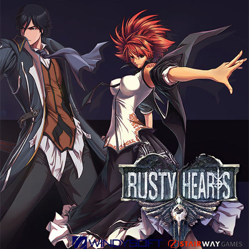 Lament Of A Rusting Heart - Rusty Hearts MIDI
