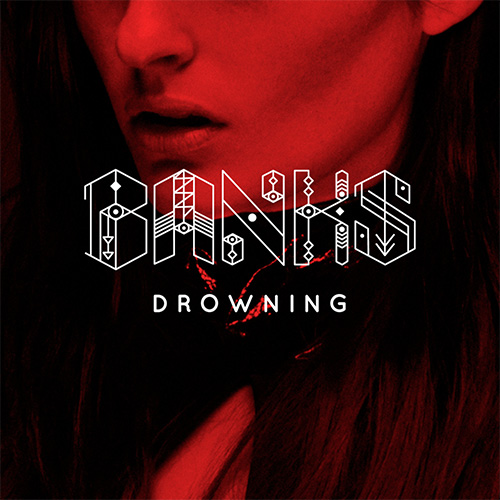 BANKS - Drowning MIDI