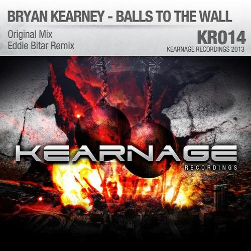 Bryan Kearney - Balls To The Wall (Eddie Bitar Remix) MIDI