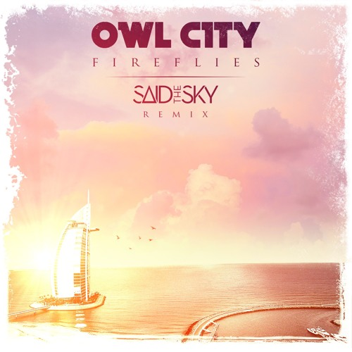 Owl City - Fireflies (Said The Sky remix) MIDI Download • Nonstop2k