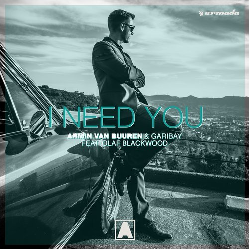 Armin van Buuren, Garibay, Olaf Blackwood - I Need You MIDI