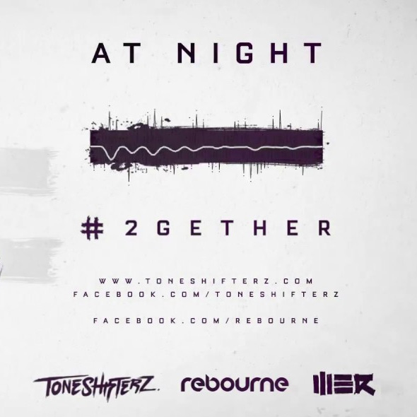 Toneshifterz, Rebourne - At Night MIDI