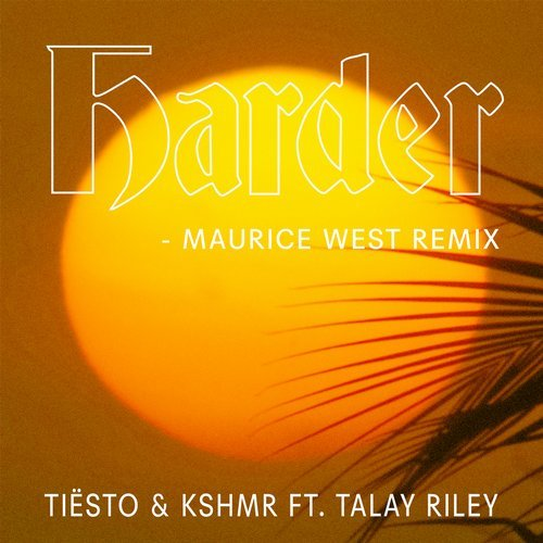Tiesto, KSHMR - Harder (ft. Talay Riley) MIDI