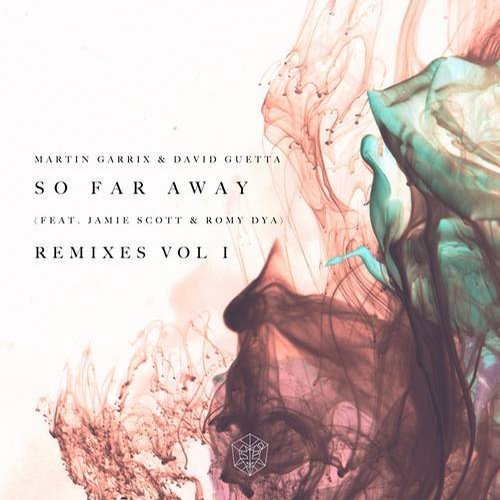 David Guetta, Martin Garrix, Jamie Scott, Romy Dya - So Far Away (Nicky Romero Remix) MIDI