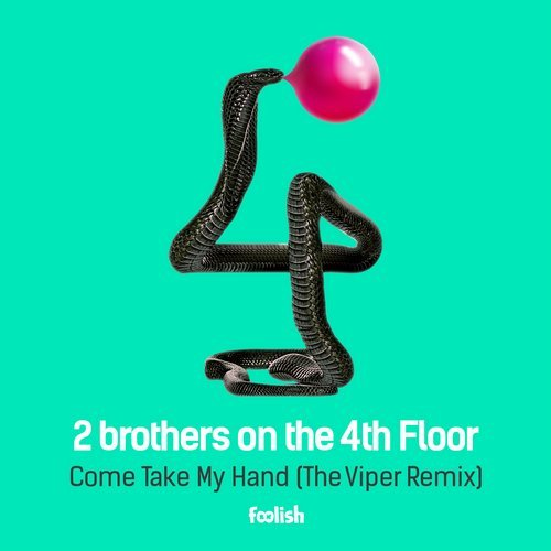 2 Brothers On The 4th Floor - Come Take My Hand (The Viper Remix) MIDI