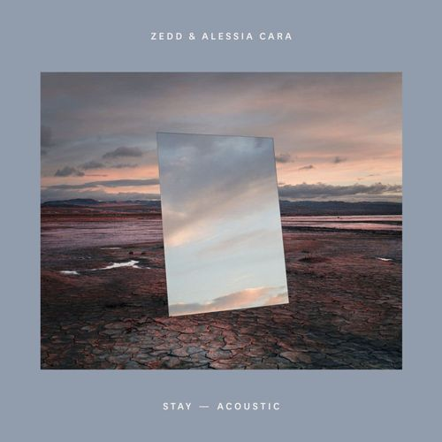 Zedd, Alessia Cara - Stay (Acoustic version) MIDI