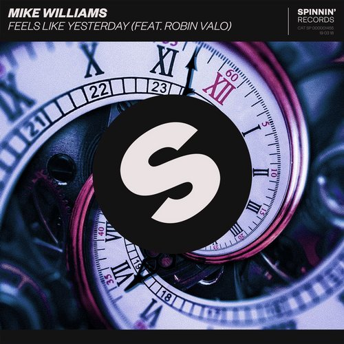 Mike Williams, Robin Valo - Feels Like Yesterday MIDI