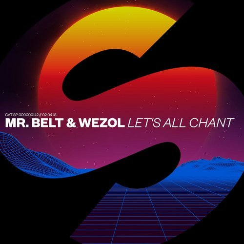Mr. Belt & Wezol - Let's All Chant MIDI