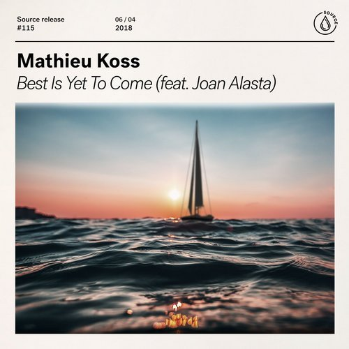 Mathieu Koss - Best Is Yet To Come (ft. Joan Alasta) MIDI