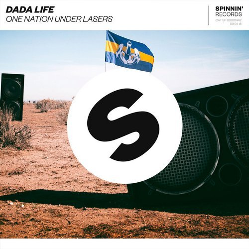 Dada Life - One Nation Under Lasers MIDI