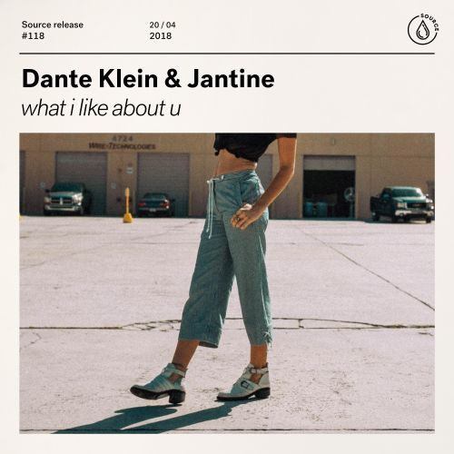 Dante Klein, Jantine - What I Like About U MIDI