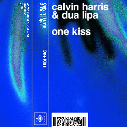Calvin Harris, Dua Lipa - One Kiss MIDI