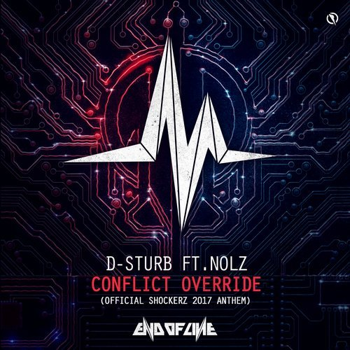 D-Sturb, Nolz - Conflict Override (Official Shockerz 2017 Anthem) MIDI