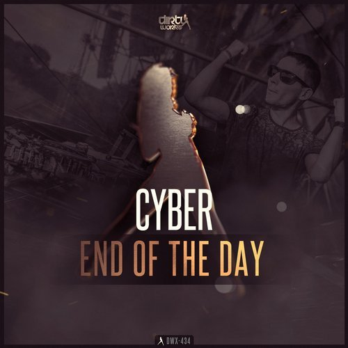 Cyber - End Of The Day MIDI