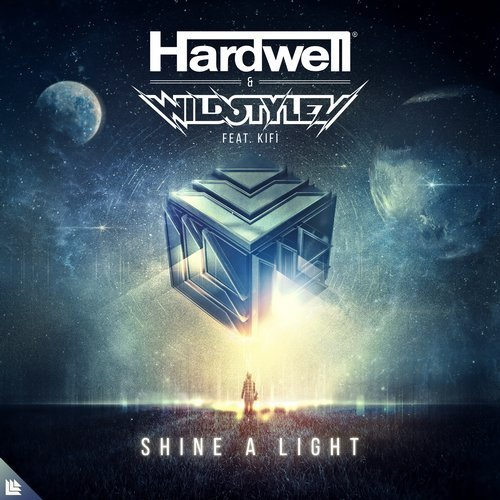 Hardwell, Wildstylez, KiFi - Shine A Light MIDI