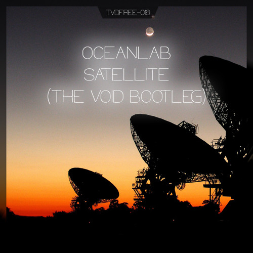 OceanLab - Satellite (The Void Bootleg) MIDI