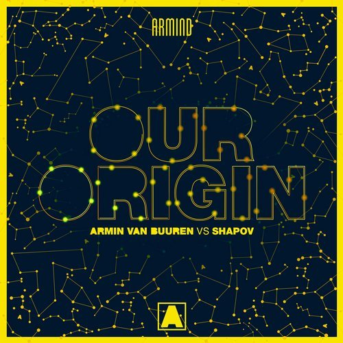 Armin van Buuren, Shapov - Our Origin MIDI