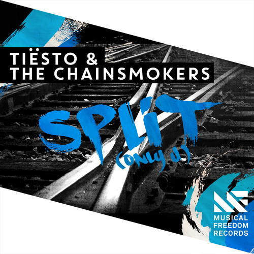 Tiesto, Chainsmokers - Split (Only U) MIDI