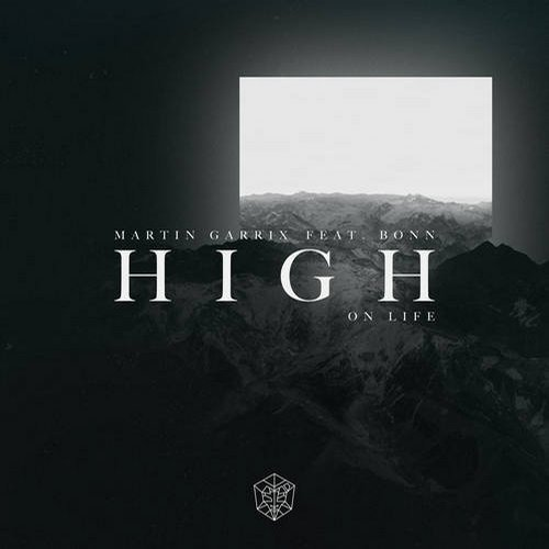 Martin Garrix - High On Life (ft. Bonn) MIDI