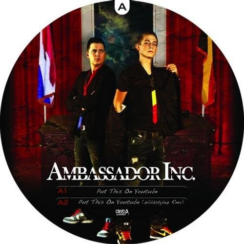 Ambassador Inc - Put This On Youtube (Wildstylez remix) MIDI