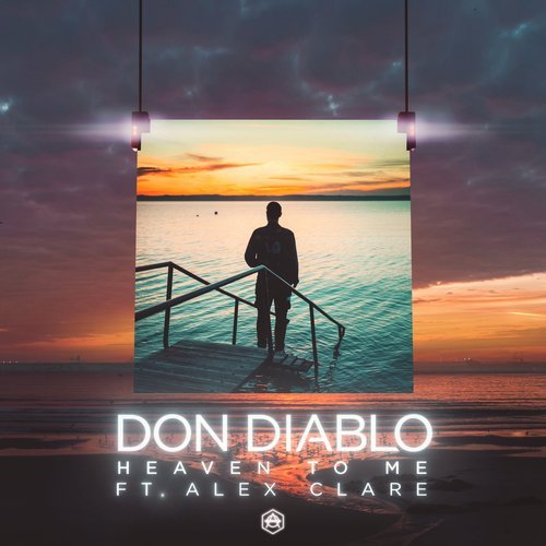 Don Diablo - Heaven To Me (ft. Alex Clare) MIDI