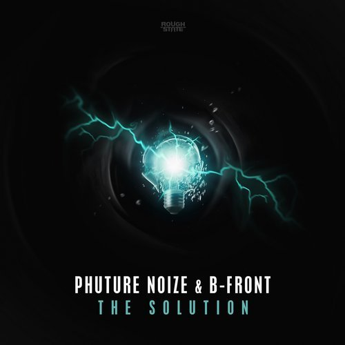 B-Front, Phuture Noize - The Solution MIDI