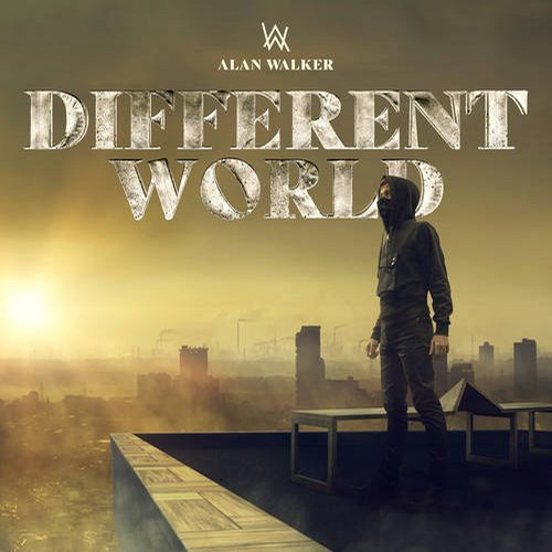 K-391, Alan Walker, Sofia Carson, CORSAK - Different World MIDI