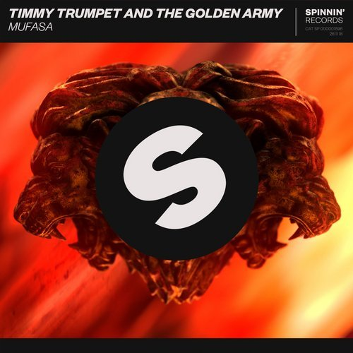 Timmy Trumpet, The Golden Army - Mufasa MIDI