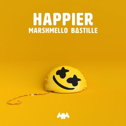 Marshmello, Bastille - Happier MIDI