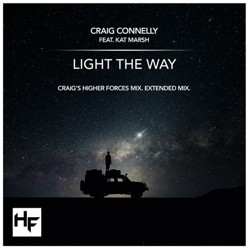 Craig Connelly, Kat Marsh - Light The Way MIDI