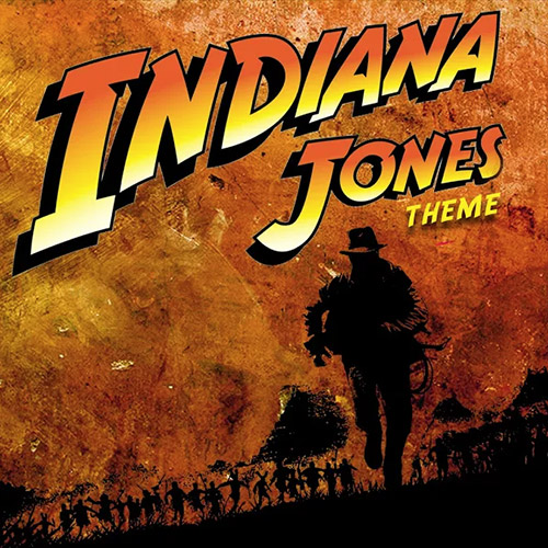 John Williams - Indiana Jones Theme MIDI
