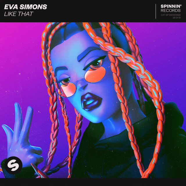 Eva Simons - Like That MIDI