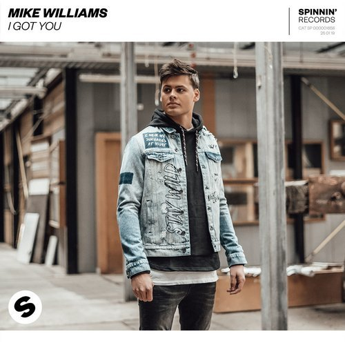 Mike Williams - I Got You MIDI