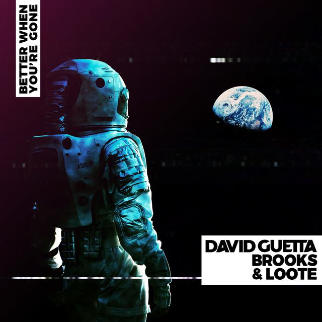 David Guetta, Brooks & Loote - Better When You're Gone MIDI