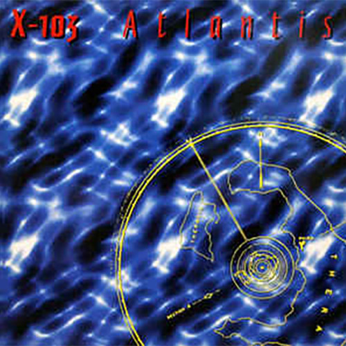 X-103 - Atlantis (The Entrance) MIDI